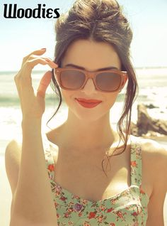 47c21bf6217 Shop Woodies Sunglasses Today! Kylie Jenner