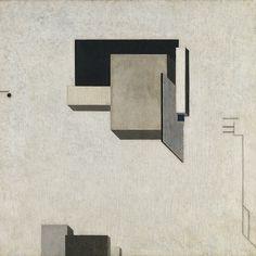 El Lissitzky, PROUN 1-C (1919)  http://www.pinterest.com/trebleseven/el-lissitzky/