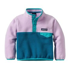 2d1f8cab Baby Lightweight Synchilla® Snap-T® Fleece Pullover