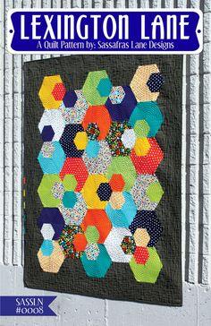 Lexington Lane Quilt Pattern