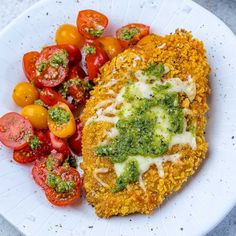 Crispy Baked Chicken Cutlets | Clean Food Crush