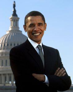 Barack Obama  44th President of the United States  Vice President: Joe Biden