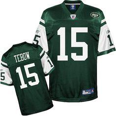 Tebow #Jets NFL Jersey