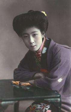 kvinna, porträtt, fotografi, photograph Hand Coloring, Japanese, Tips, Inspiration, Biblical Inspiration, Japanese Language, Counseling, Motivation