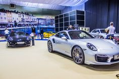 Porsche Cayman S , Porsche 911 Turbo S