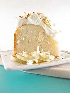 Tres leches coconut cake - made with 3 types of milk! #2013JuneDairyMonth #CelebrateDairy