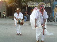 La danza de El Cortés. Foto Clévert Rea.