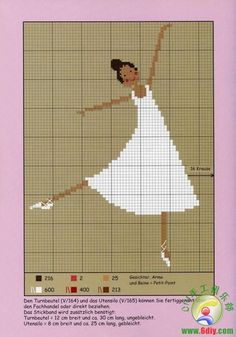 point de croix femme dansant,danseuse , cross stitch woman dancing, dancer