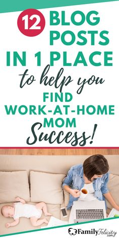 Get tips and resources on how to be successful at being a work at home mom without losing productivity! #Momboss #Mompreneur Lamaze Classes, Third Baby, Find Work, Pregnant Mom, First Time Moms, Work From Home Moms, Working Moms, Baby Sleep, New Moms