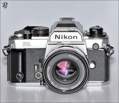 Shooting one of these on loan. I've gotta get one of my own with an AIS lens. 1/4,000th second, Aperture/Shutter Priority, and matrix metering. So fun to shoot! And how cool do you look with one? Lol