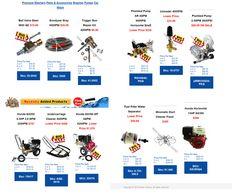 Precios reducidos: Undercarriage, Reguladores , bombas a presión  , para mas información clic sobre la imagen