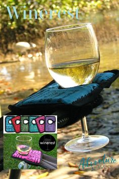 Camping Must Haves, Iron Board, Wine Glass Holder, Left And Right Handed, Camping Chairs, Wine And Beer, Adventure Awaits, Caravan, Inventions