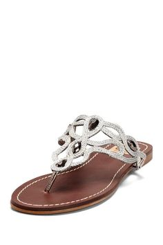 Dolce Vita Sabra Thong Sandal on
