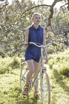 bicicleta clásica Reid Deluxe