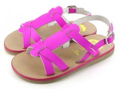 Gioseppo Detské Sandále Deltebre Fuxia