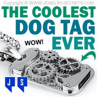 ►► THE COOLEST DOG TAG PENDANT EVER! ►► Jewelry Secrets