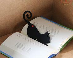 Marcador de Livro - Gato