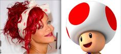 Rihanna Is Systematically Dressing Up As Nintendo Characters. Here's Proof - Dose - Your Daily Dose of Amazing