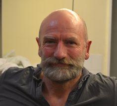 Graham McTavish – at Sci-Fi Weekender 5 Bald With Beard, Bald Men, Hairy Men, Bearded Men, Graham Mctavish, Grey Beards, Star Wars, Outlander Tv Series, Silver Foxes