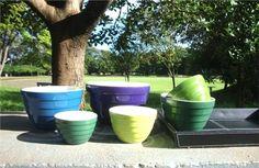 Conjunto de tigelas Crate & Barrel. US$42,50 -> R$ 85,00. Vendidas também em separado.
