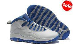 9984bc6d8fc Authentic Cheap Air Jordan 10 Shop with Confidence nike Authentic Cheap Air  Jordan retro 10 white blue shoe
