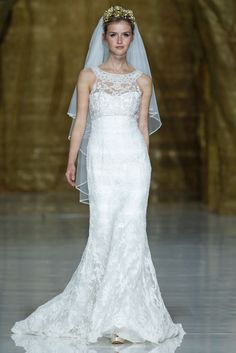 Lovely wedding dress Pronovias