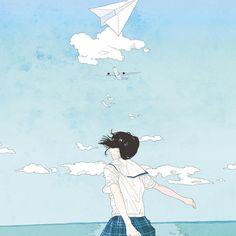 かとうれい rei katoさんはInstagramを利用しています:「サイダーガール メジャーデビューおめでとう! #サイダーガール #illustration #artwork #drawing」