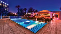 Hard Rock Hotel's new nightlife offering takes the party poolside: Travel Weekly