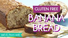 Gluten Free Banana Bread Recipe - Powered by @ultimaterecipe