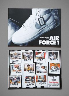 Air Force 1 Zine
