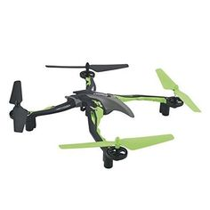 Dromida Ominus Unmanned Aerial Vehicle (UAV) Quadcopter Ready-to-Fly (RTF) Drone Green