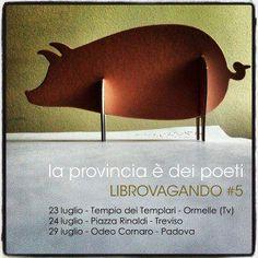 LIBROVAGANDO 2013 alla ricerca di una provincia di pazzi o poeti???