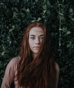 Woman, portrait, female and fashion HD photo by Seth Doyle ( on Unsplash Face Images, Face Pictures, Portrait Pictures, Girl Pictures, Portraits, Shiny Hair, Red Hair, Best Beauty Tips, Beauty Hacks