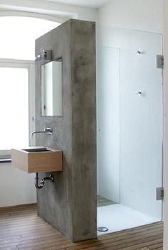 Bathroom-Concrete