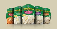 All Simply Potatoes® mashed and cut varieties have been confirmed to be gluten free. Our new side dish, Simply Macaroni & Cheese®, however, is not gluten free.