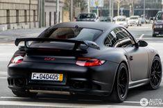 Porsche 997 GT2 3