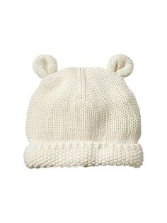 Bear sweater hat Product Image