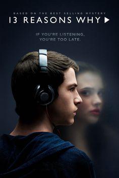 Március 31-én debütált a Netflix saját készítményű sorozata, a 13 Reasons Why, mely egy 17 éves lány tragikus öngyilkosságáról szól. A sorozatot össze lehetne foglalni az előbb leírt egyetlen mondattal, ám nem szabad, mert ennél sokkal többről van szó.   #13 reasons why #film #netflix #sikertörténet #sorozat