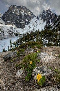 Colchuck Lake - Alpine Lakes Wilderness