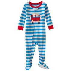 "Carter's Baby Boys One Piece Cotton Knit ""Striped « Clothing Impulse"