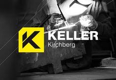 KELLER KIRCHBERG by simon spring, via Behance