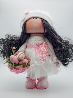 Design, StoffPuppe, Art & Deko Doll, Geschänk, Geburtstag, Hochzeit, Muttertag, Jubileum, Mädchen Etsy, Vintage, Children, Gift, Design, Mother's Day, Craft Gifts, Puppets, Birthday