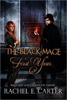 the black mage first year Morgan