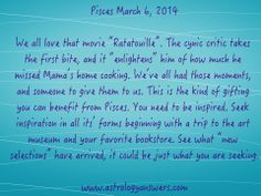 Pisces Daily Horoscopes March 5 2014