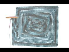 How to make a 10 stitch blanket on a knitting loom - http://www.knittingstory.eu/how-to-make-a-10-stitch-blanket-on-a-knitting-loom/