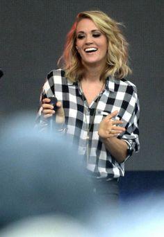 Carrie Underwood short hair   Hair ideas