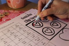 Math games middle school - 10 Ways to Add Valentine's Day to a Middle School Math Classroom – Math games middle school Math Games, Math Activities, Math Resources, Secondary Resources, Secondary Math, Combining Like Terms, Math Classroom, Math Teacher, School Teacher