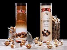 Gave til mamma - 20 flotte og personlige gavetips til mor   2020 Baileys Original Irish Cream, Munnar, Chocolate Truffles, Gadget, Drinks, Caramel, Alcohol, Drinking, Beverages