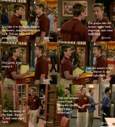 boy meets world... I've had moments like this before...haha