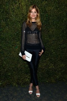 Constance Jablonski..... - Celebrity Fashion Trends